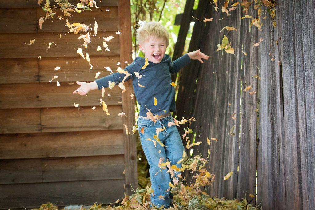 kebahagiaan anak