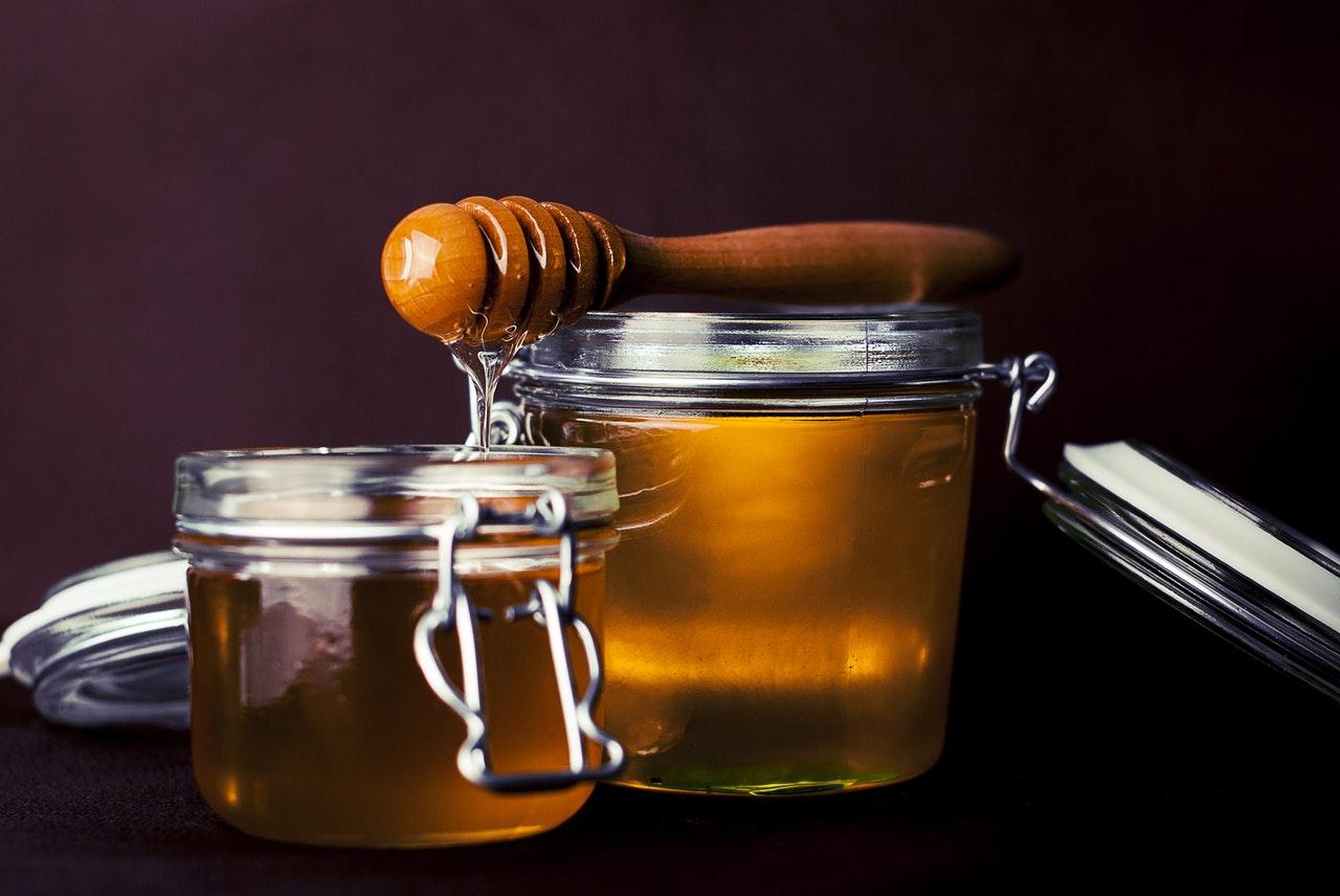 madu untuk kulit cerah