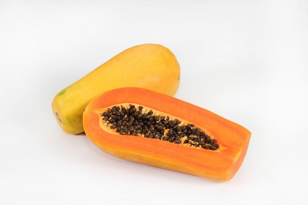 masker buah pepaya